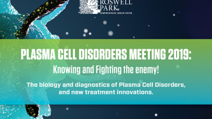 Plasma Cell Disorders Meeting 2019