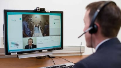 Leveraging telehealth to treat patients with COVID-19 — Part 1 (Podcast Episode 19)
