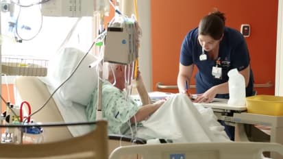 ICU Diaries Help Prevent PTSD | JHM Piloting the Initiative