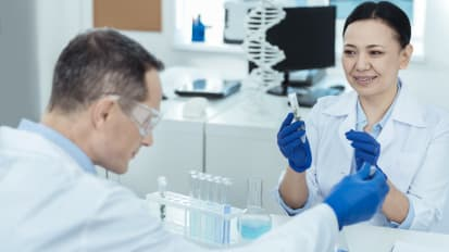 Laboratory's Role in the Care of Cancer Patients