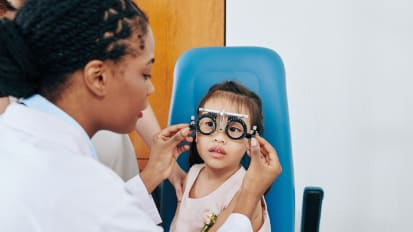 In the Blink of an Eye: Early Detection of Vision Problems in Kids