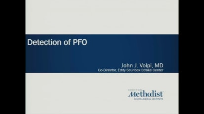 PFO Detection: What's the gold standard - TCD, TTE, or TEE?