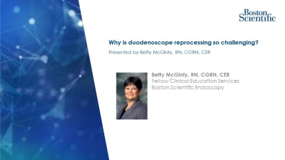 Why is duodenoscope reprocessing so challenging?