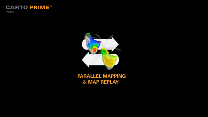 Carto Prime Parallel Mapping Video