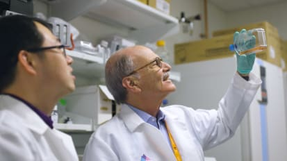 Steven J. Burakoff, MD, looks to the future of cancer care