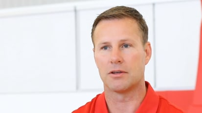 Fred Hoiberg Talks About Life With His On-X Aortic Valve