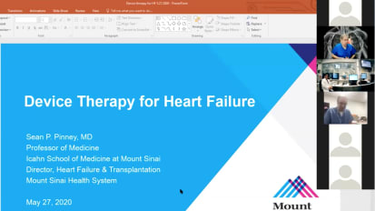 Heart Failure at Mount Sinai: Its History and Future