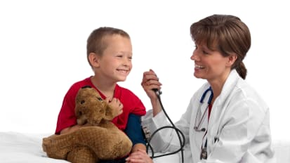 Blood Pressure Measurement in Children