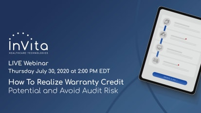 How To Realize Warranty Credit Potential and Avoid Audit Risk
