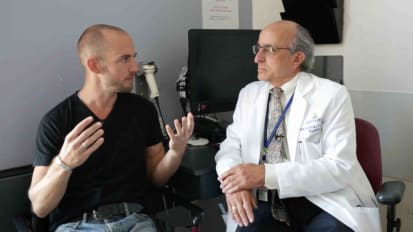 Advances in Malignant Brain Tumor Treatment: Carlos Luceno's Story