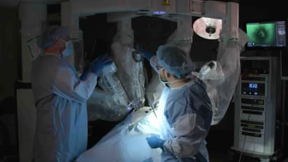 Robotic Colorectal Surgery Q&A