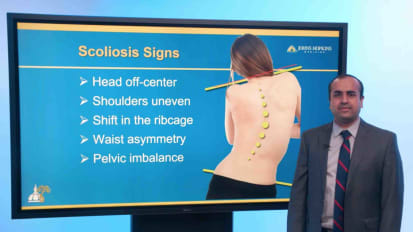 Adolescent Idiopathic Scoliosis Case Presentation for Pediatric Providers