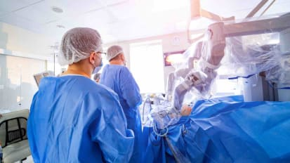 Thoracic Ion Robotic Technology