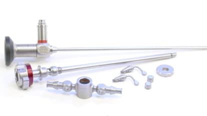 Easy-Clean Precision Arthroscopy Sheaths