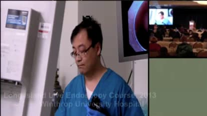 2013 LI Live Endoscopy Course: Live Afternoon Procedures Part 1