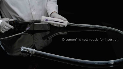DiLumen™ In-Service Demonstration