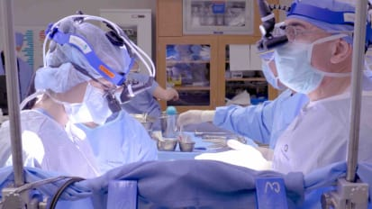 Advancing fetal surgery for congenital heart defects: Mayo Clinic's approach