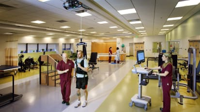 Johns Hopkins Rehabilitation Network Overview