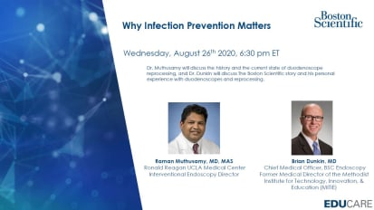 Why Infection Prevention Matters