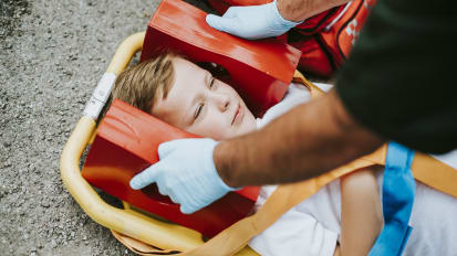 A Trauma Transfer Toolkit - A Pediatric Perspective
