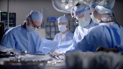 Leading-Edge Spine Procedures at WVU Medicine