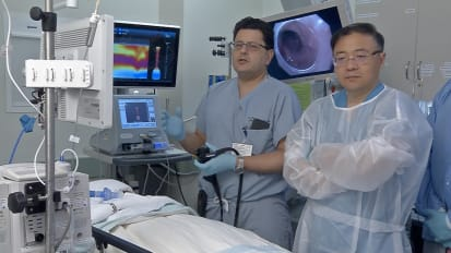 Per Oral Endoscopic Myotomy for Type II vs Type III Achalasia with EndoFLIP 2.0