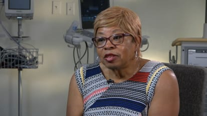 Linda Amos' Story with Peripheral Artery Disease