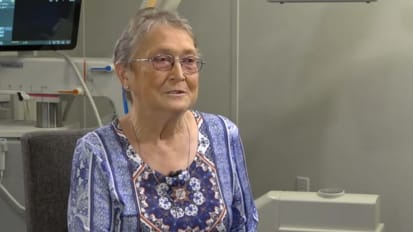 Ann Bowie's story with peripheral artery disease