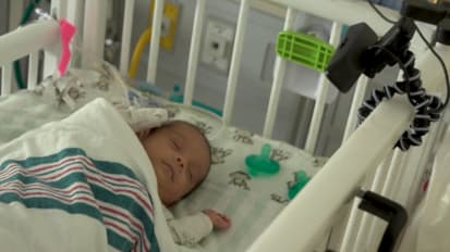 Parents Keep Virtual Watch Over NICU Babies - Cultivating Health