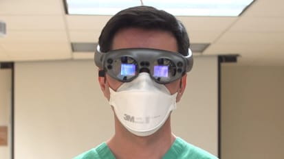 Mixed Reality Goggles Prepare Surgeons for Complex Procedures - Cultivating Health