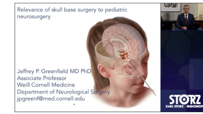 Relevance of Skull Base Surgery to Pediatric Neurosurgery