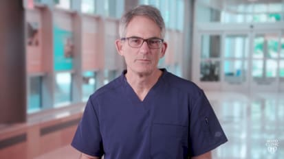 Here to help: A message from Paul Friedman, M.D.