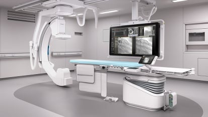 Philips Cath Lab EcoSystem overview: A demonstration of Philips x-ray and device systems integration