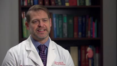 Ohio State's Onco-Nephrology Clinic