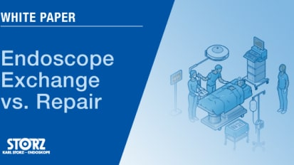Endoscope Exchange vs. Repair