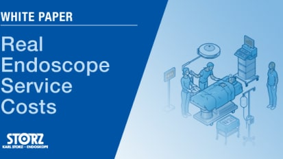 Endoscope Servicing Financial Validation