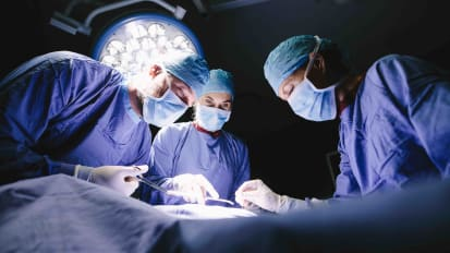 Bariatric Surgery to Treat Morbid Obesity