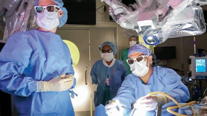 Neurosurgery Innovations: Novel Technology in the OR