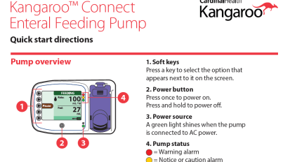 Kangaroo™ Connect Quick Start Guide