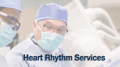 Heart Rhythm Services