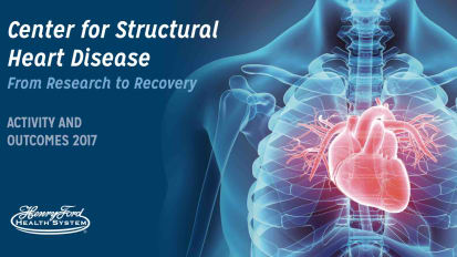 Center for Structural Heart Disease - From Research to Recovery