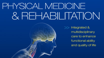 Physical Medicine & Rehabilitation at Mayo Clinic