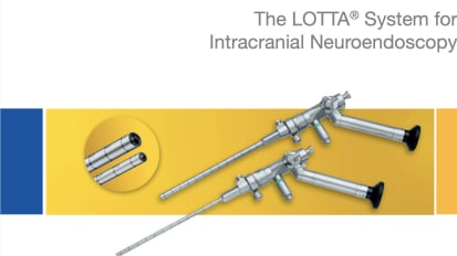 LOTTA® Ventriculoscopes