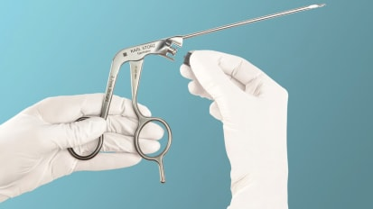 Easy-Clean Arthroscopic Hand Instrument