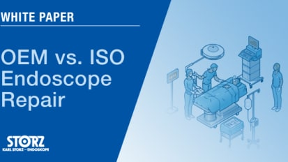 Case Study: OEM vs. ISO Endoscope Repair