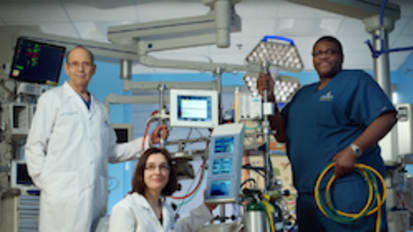 Intensive Care: Pushing Past the Boundaries of ECMO Care