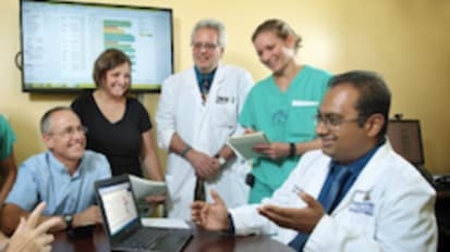System Aids Quick Decisions for Clinicians, Provides More Time with Patients