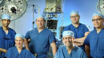 One Historic HIV Organ Transplant, Numerous Team Members