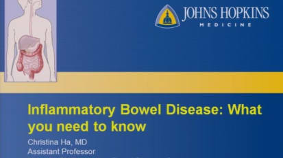 Inflammatory Bowel Disease: What You Need to Know