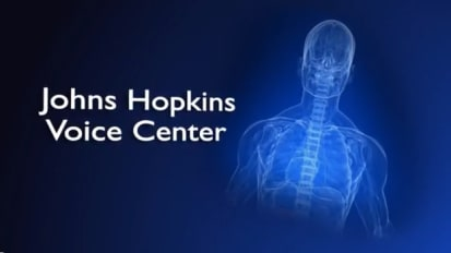 Diagnosing and Treating Voice Disorders: Johns Hopkins Voice Center | Q&A